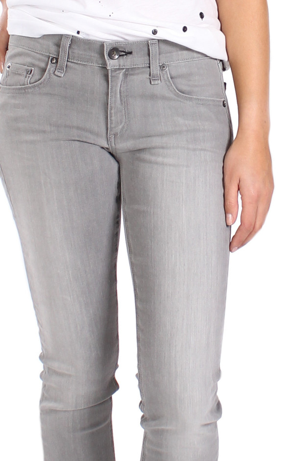 Rag & Bone The Dre Jean in Aged Grey