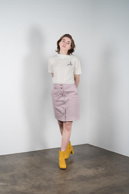 Nomia Work Skirt - Orchid