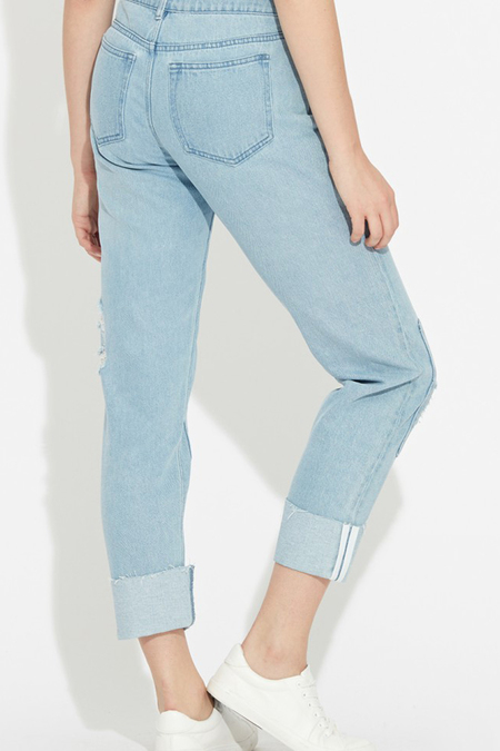 Waven Aki True Boyfriend Jeans