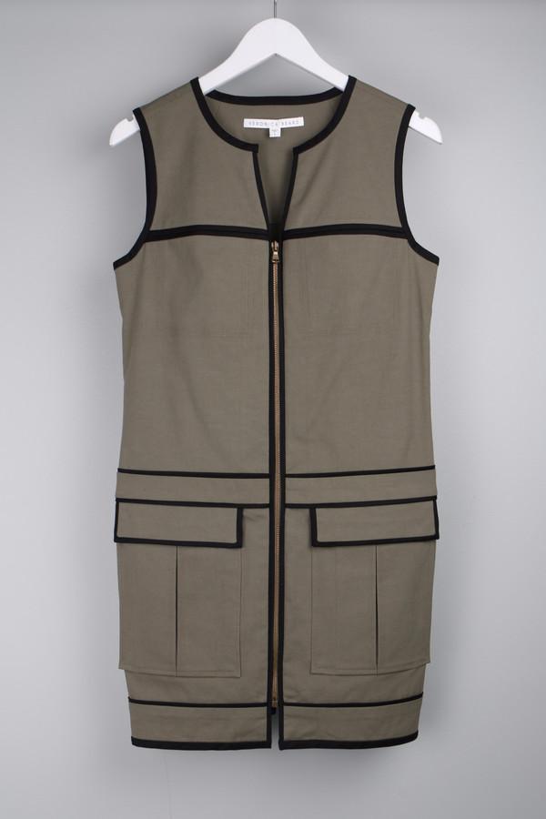 Veronica Beard Cargo Dress