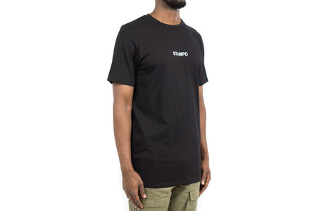 "Stampd Center Logo Tee ""Black"""
