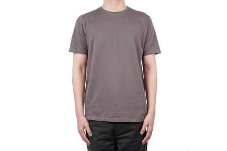 Norse Projects JAMES DRY COTTON SS - BROKEN GREY