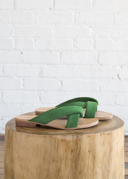 A Détacher Pipit Green