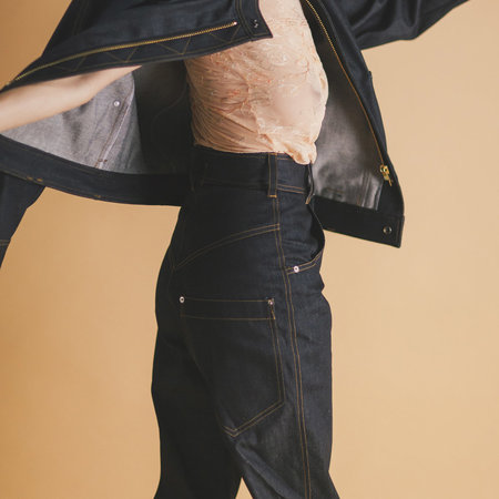 Vejas Trouser Cuff Jeans