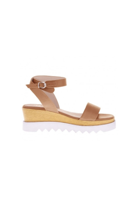 Sol Sana Tray Wedge | Tan