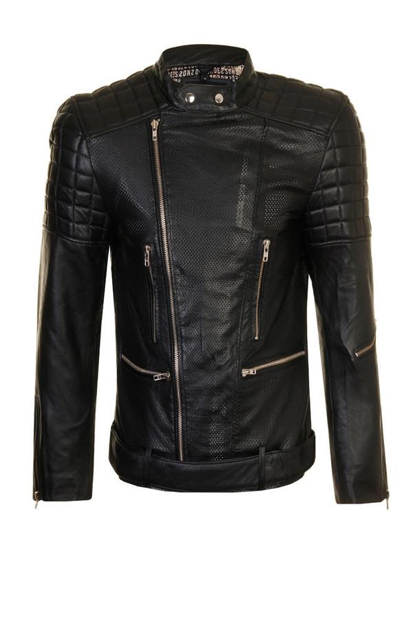 Men's Sons Of Heroes Faux Leather Biker Jacket