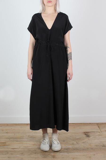 Ali Golden DRAWSTRING DRESS