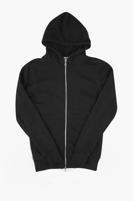John Elliott Flash Dual Fullzip Black