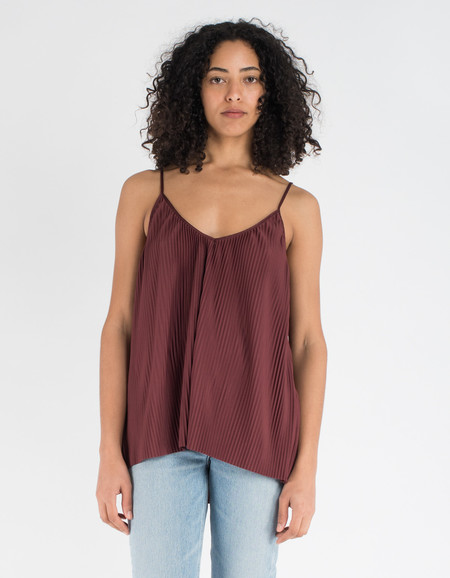 Just Female Quint Top Port Red