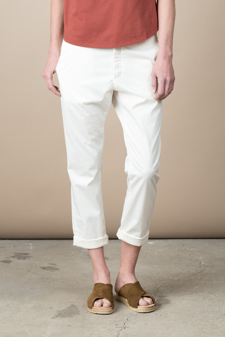 Hope News Trouser In Off White