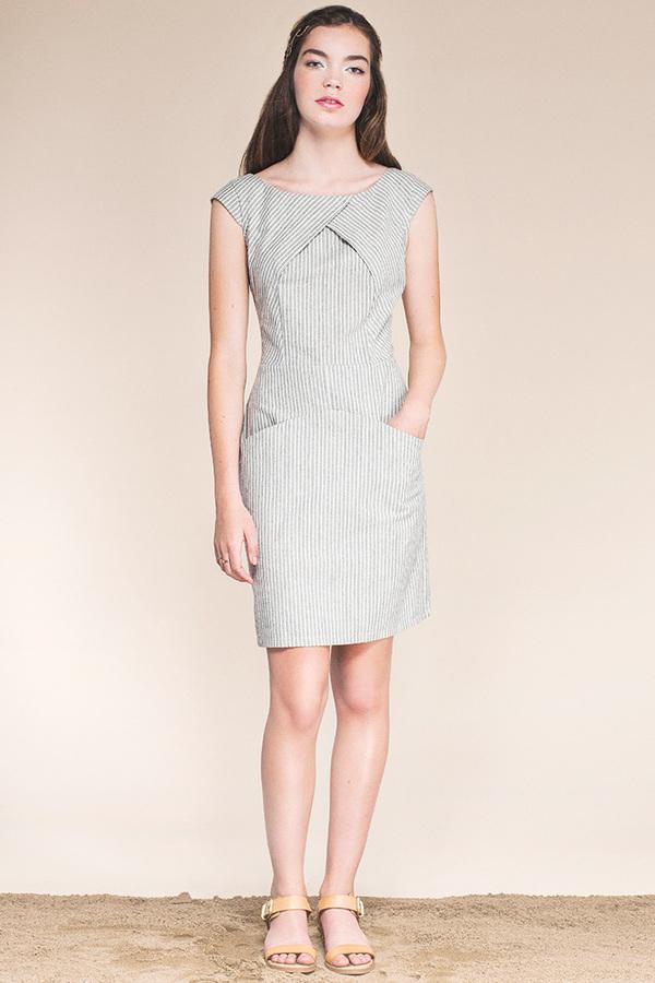 Jennifer Glasgow - Aegean Dress
