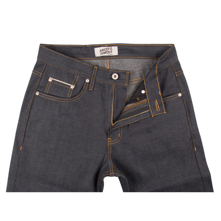 Naked and Famous Easy Guy Jeans Selvedge