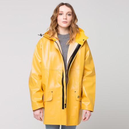 Portfranc Waxed Yellow
