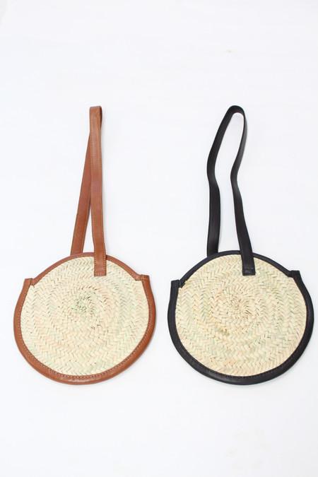 Parme Marin Tadlak Woven Bag Small