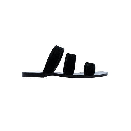Cartel Footwear Manta - Black
