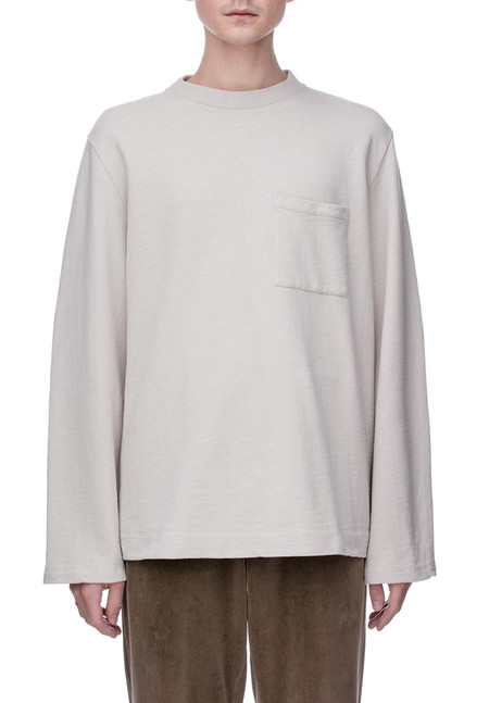 Our Legacy Box Longsleeve - Sand
