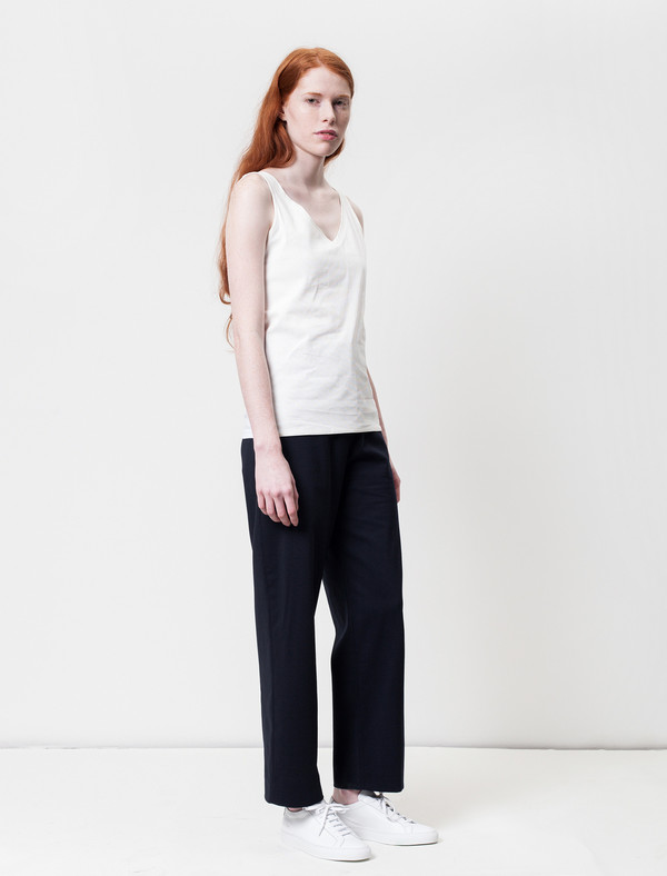Derek Lam 10 Crosby Marsy Wool Trousers