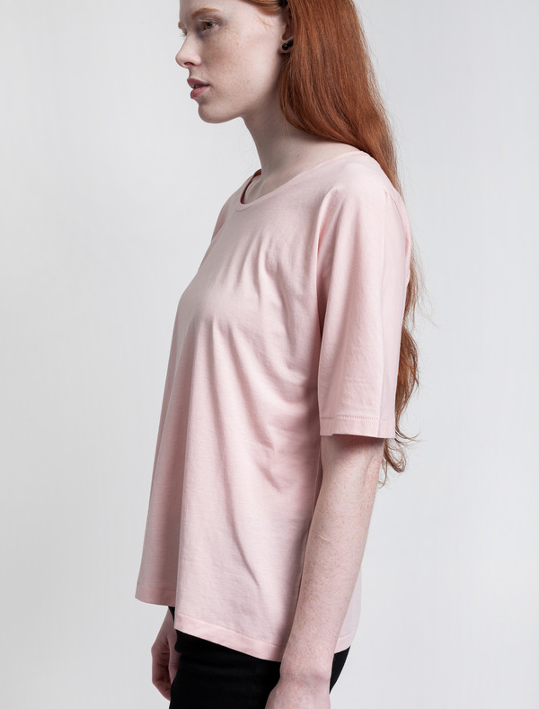 Derek Lam 10 Crosby Nairobi t-shirt Light Pink