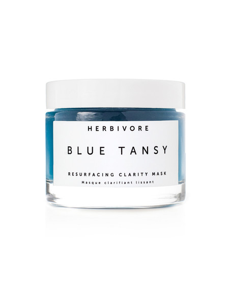 Herbivore Botanical Blue Tansy AHA + BHA Resurfacing Clarity Mask
