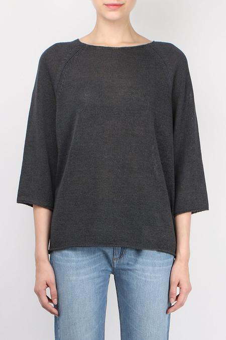 Evam Eva Dry Silk Sweater