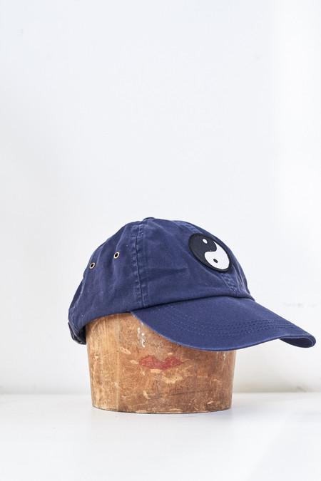 Assembly New York Cotton Yin Yang Hat - Navy