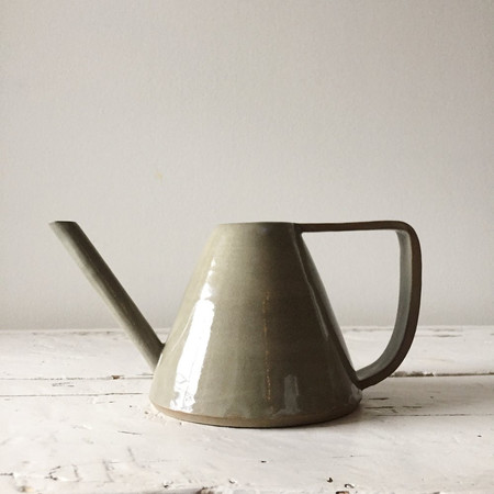 Lucy Pelletier Olive Watering Pitcher