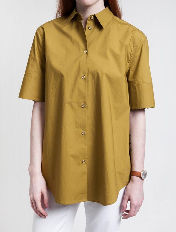 Acne Studios Addle Shirt Olive