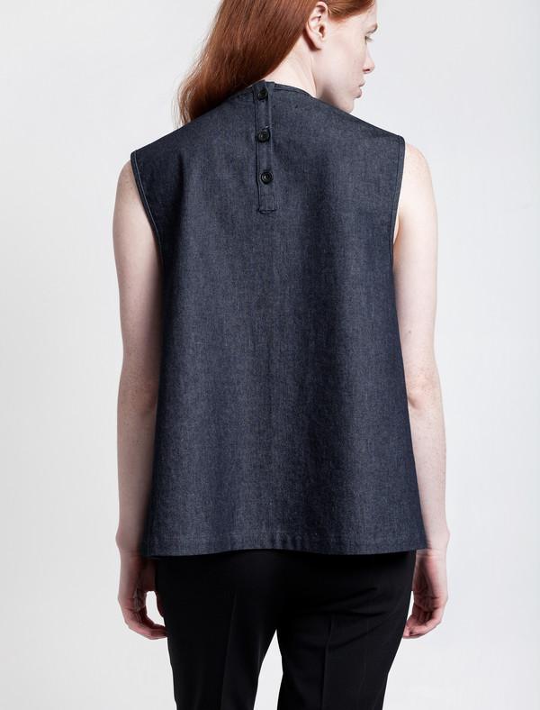 1205 Overlay Short Sleeve Top
