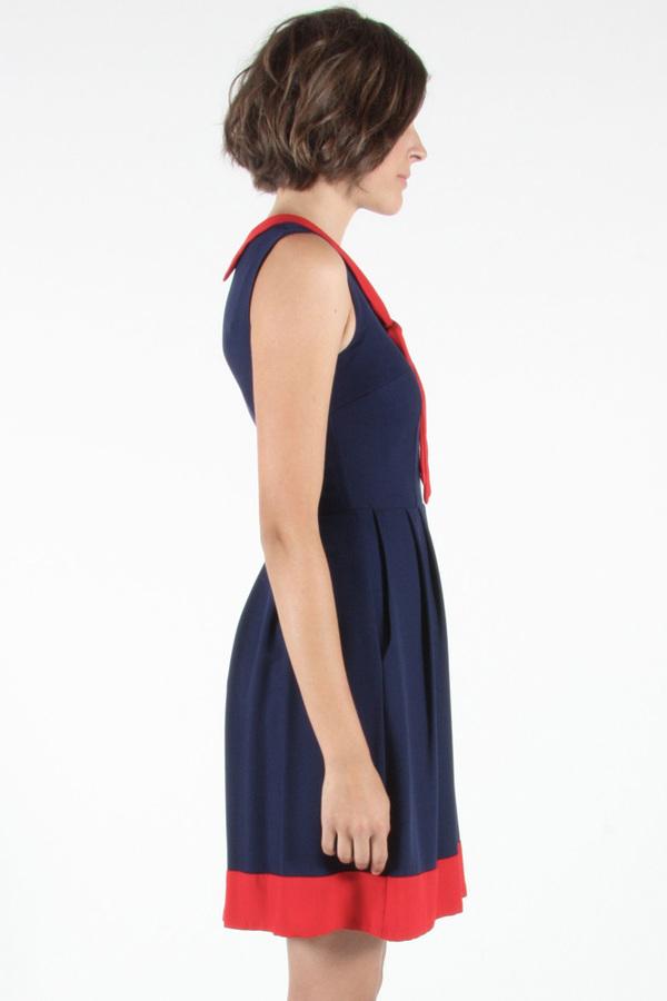 Birds of North America - Hillstar Dress
