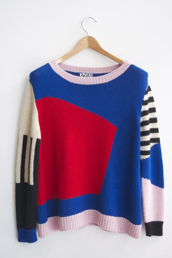 Dusen Dusen Landscape Sweater
