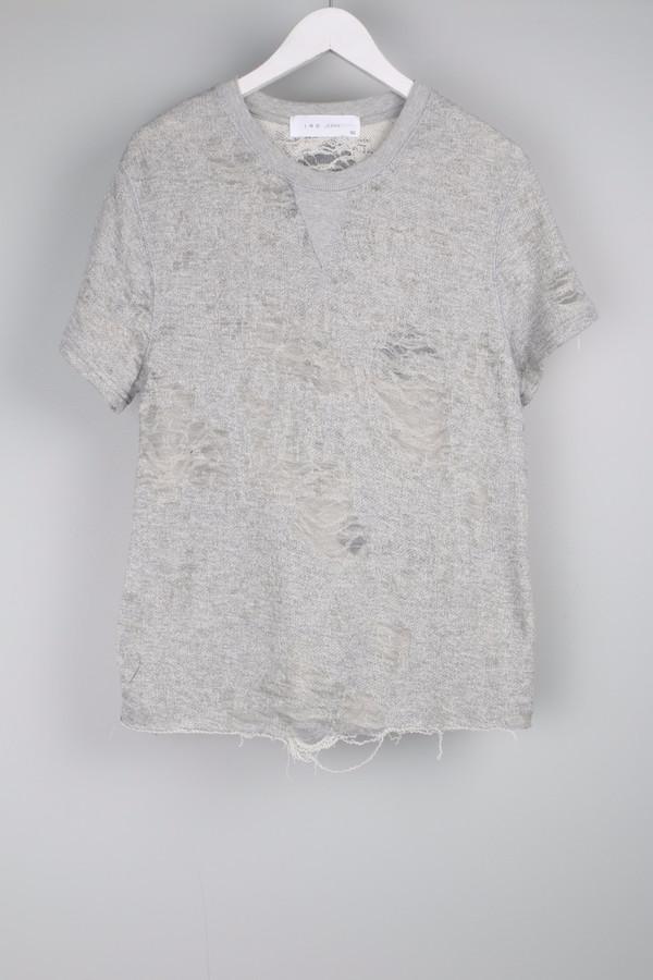 Iro.Jeans Gaetane Shirt Light Grey
