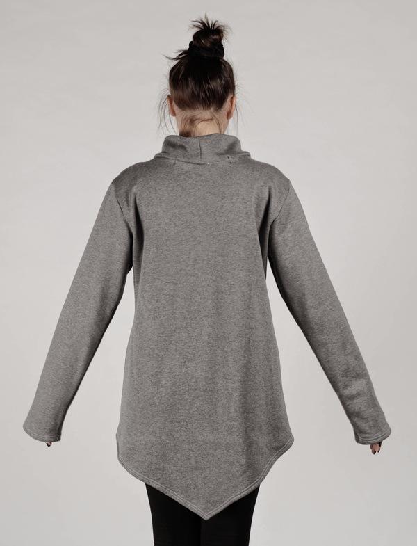 Brit Wacher sweatshirt peak