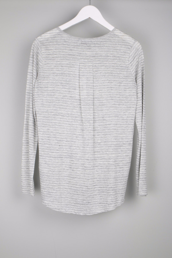 Vince Mixed Stripe Long Sleeve
