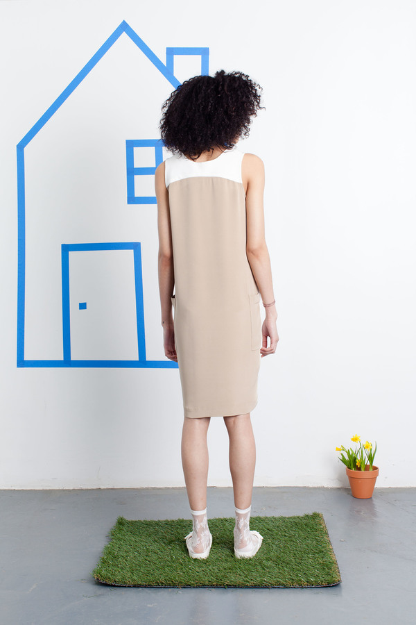 C. Keller Triad Dress