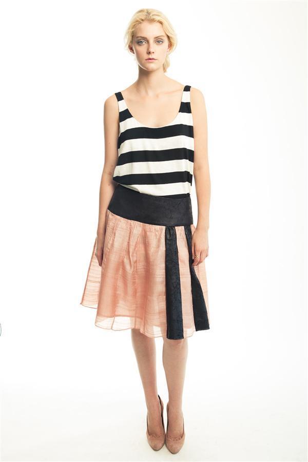 Heidi Merrick Scissor Skirt
