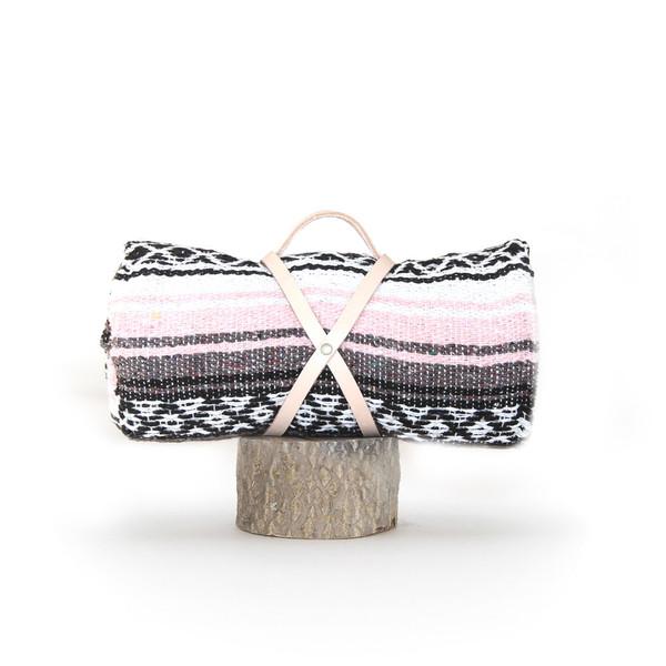 Nipomo | Rosa Gray Blanket