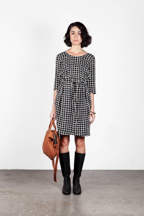 Karen Walker Draw in Dress