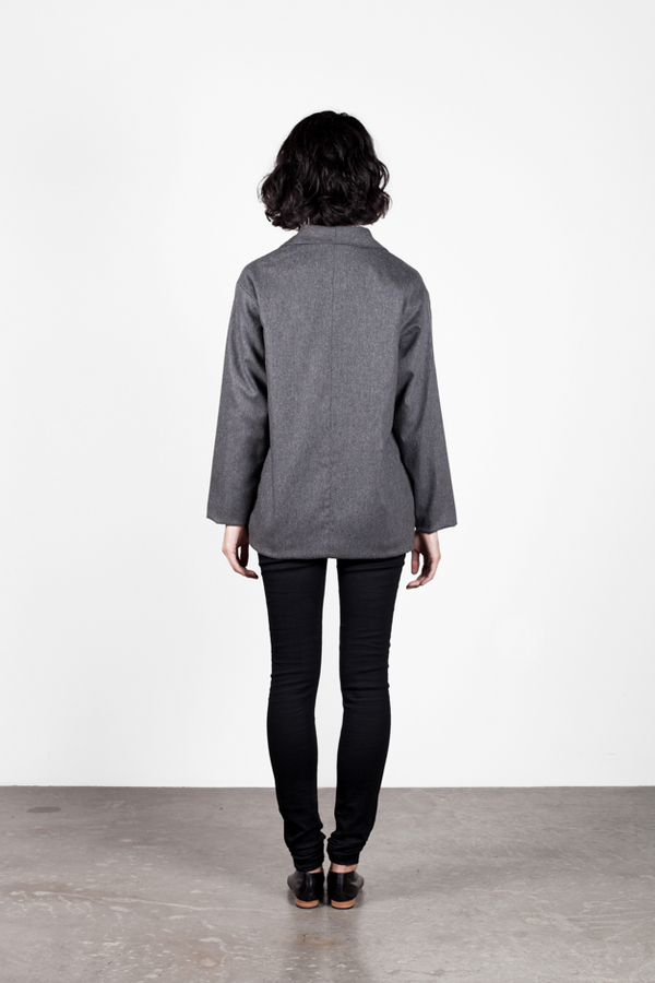 Objects Without Meaning Wool Jacket