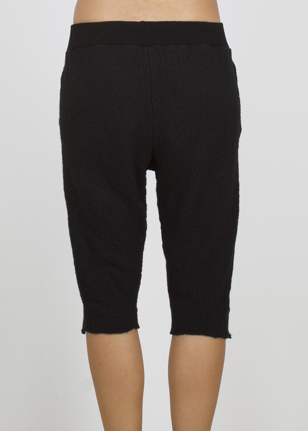 Unisex complexgeometries plush shorts