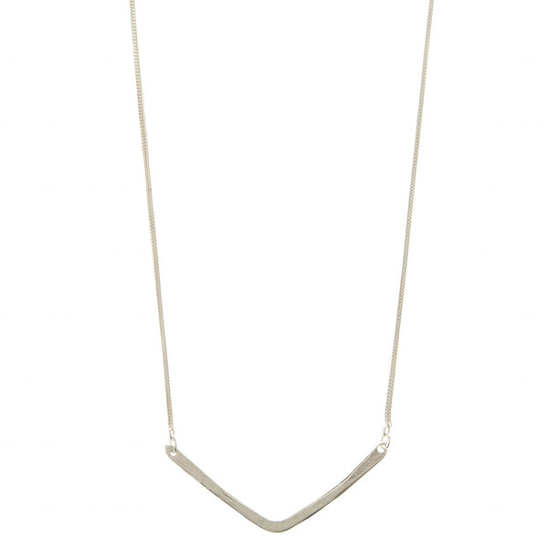 Tiffany Kunz Echelon Silver Necklace