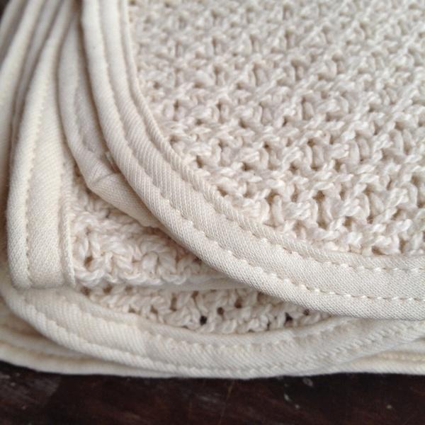 Fog Linen Work Baby Blanket
