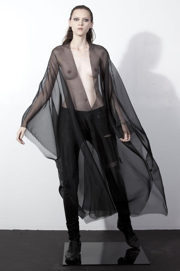 Alex Koutny Kimono Cape
