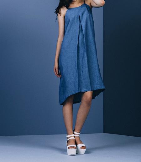 Eliza Faulkner Swing Dress
