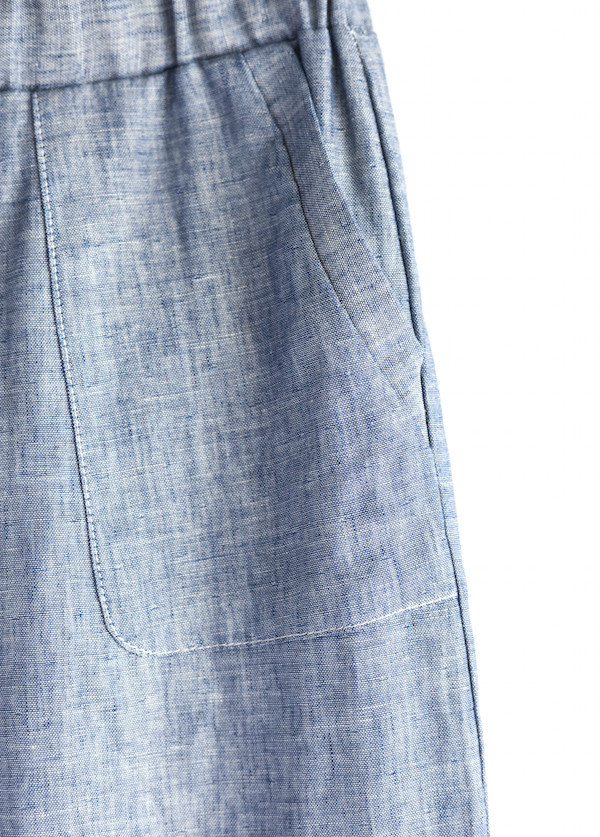 Atelier Delphine - Lounge Pants in Baby Chambray