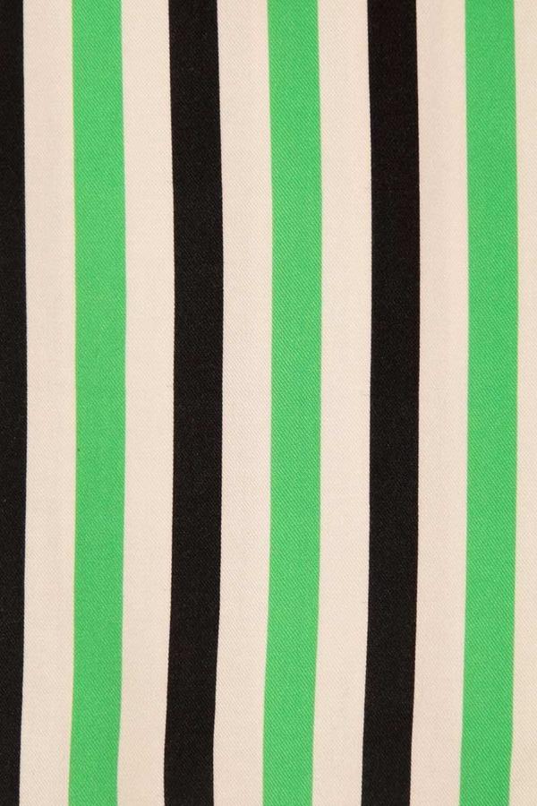 Dusen Dusen Danny Striped Skirt