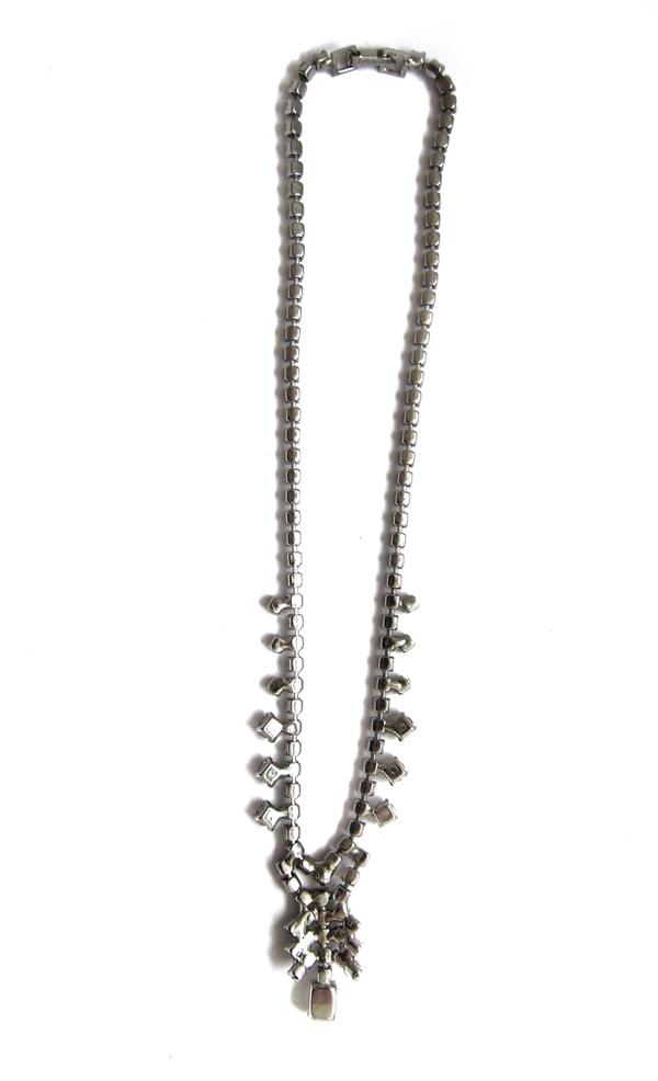 Vintage Collection CORO Rhinestone Necklace