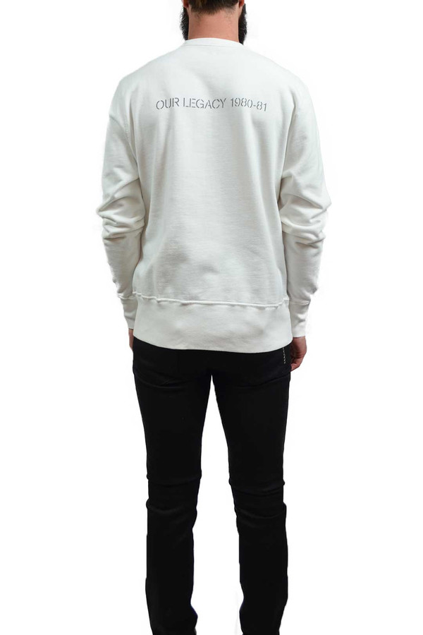 Men's Our Legacy Reversed Sweater