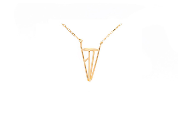 Psyche Reticula Necklace