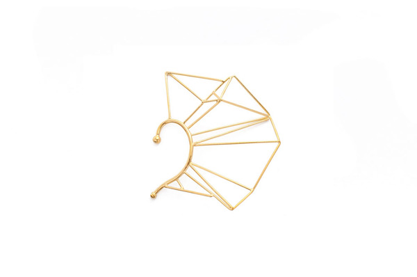 Psyche Matrix Ear Cuff