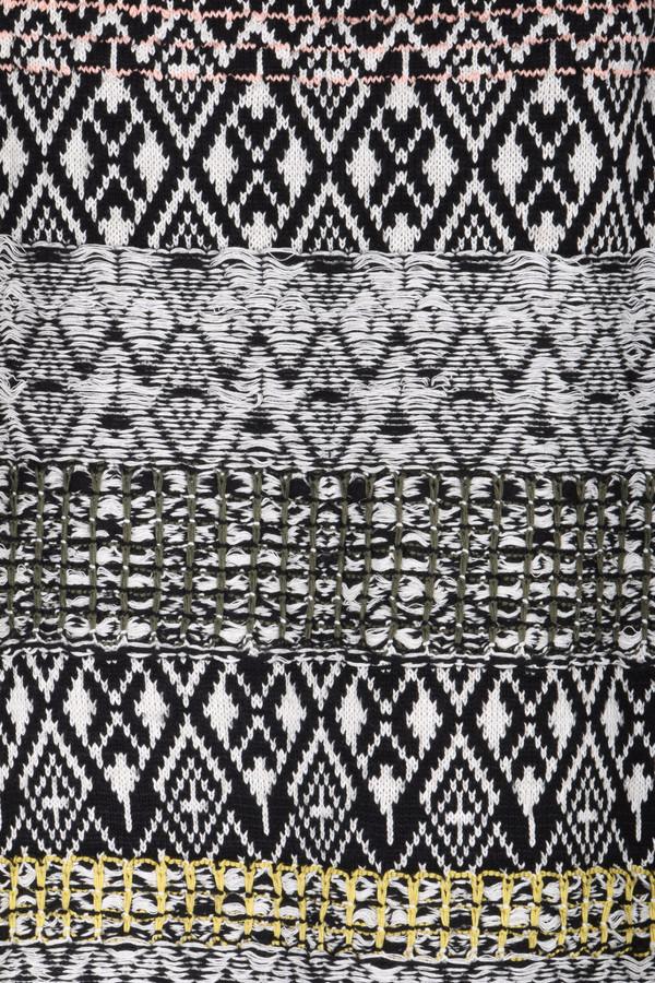 Christian Wijnants Kirs Carpet Black Cardi